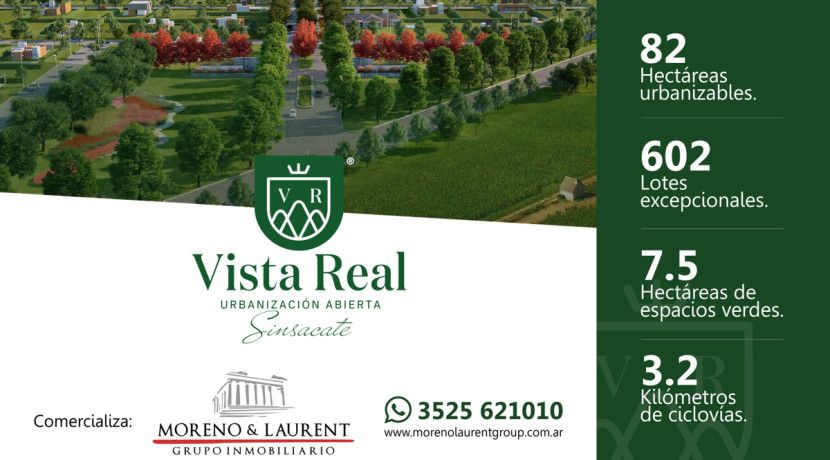 VISTA REAL SINSACATE 11